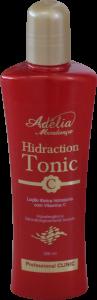 Loção tônica hidratante com vitamina c